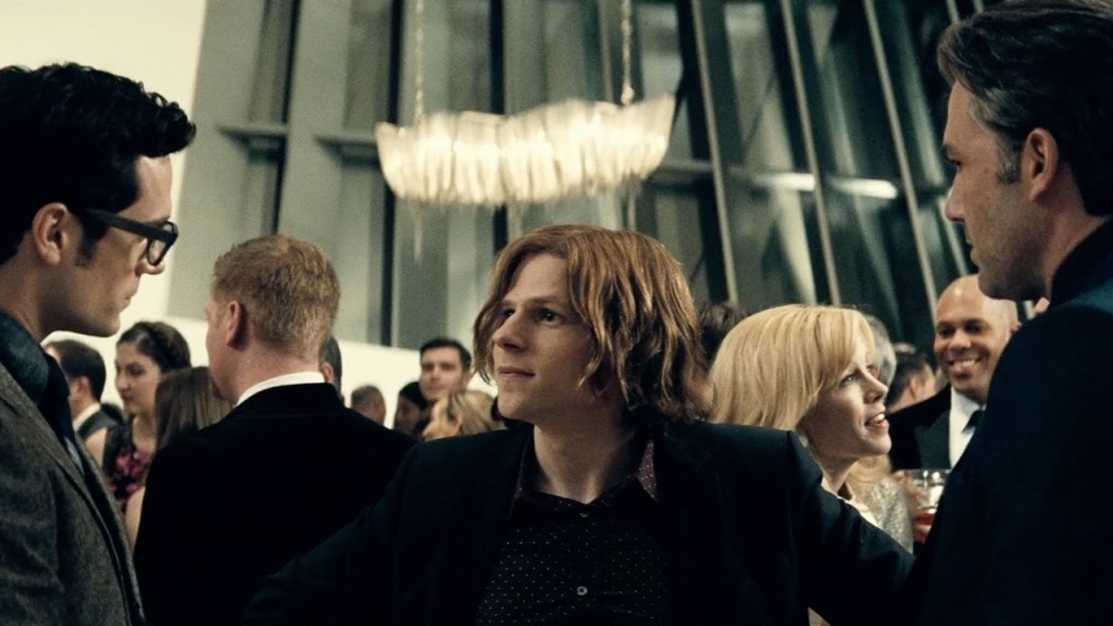 Batman v Superman Dawn of Justice Lex Luthor