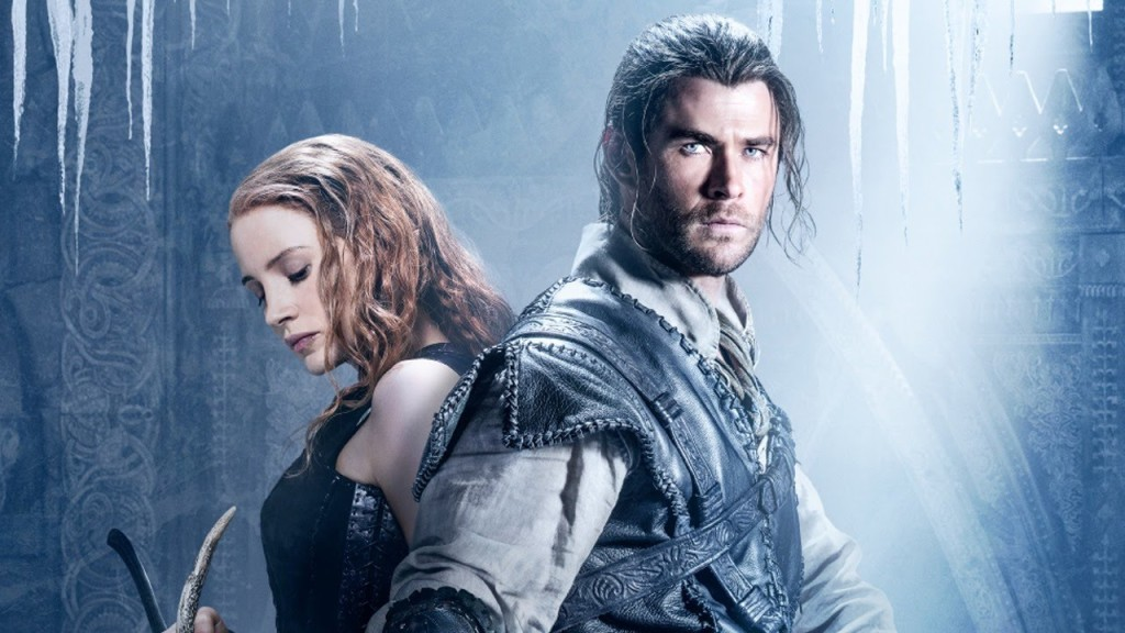 The Huntsman Winter's War 1